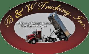 B & W Trucking